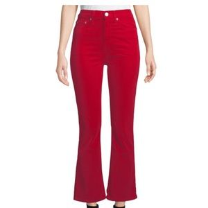 Re/Done red pants